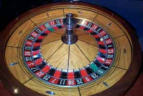 C'Mon Black 24  (Picture borrowed from http://www.ildado.com/roulette_double_zero_wheel.html)